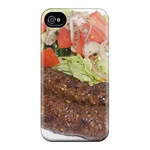 WEu6733aBCa Anti-scratch Case Cover case-factory Protective Kabab Case For Iphone 4/4s