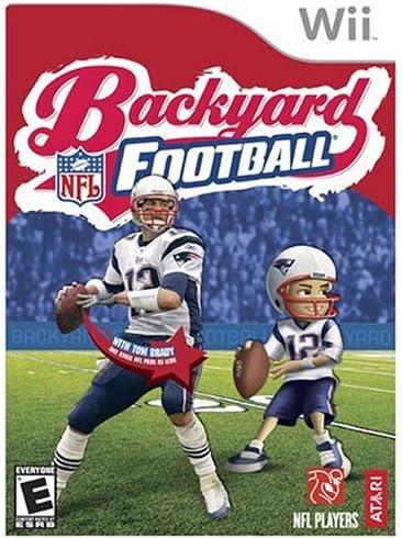 Backyard Football Roster - Backyard Ideas