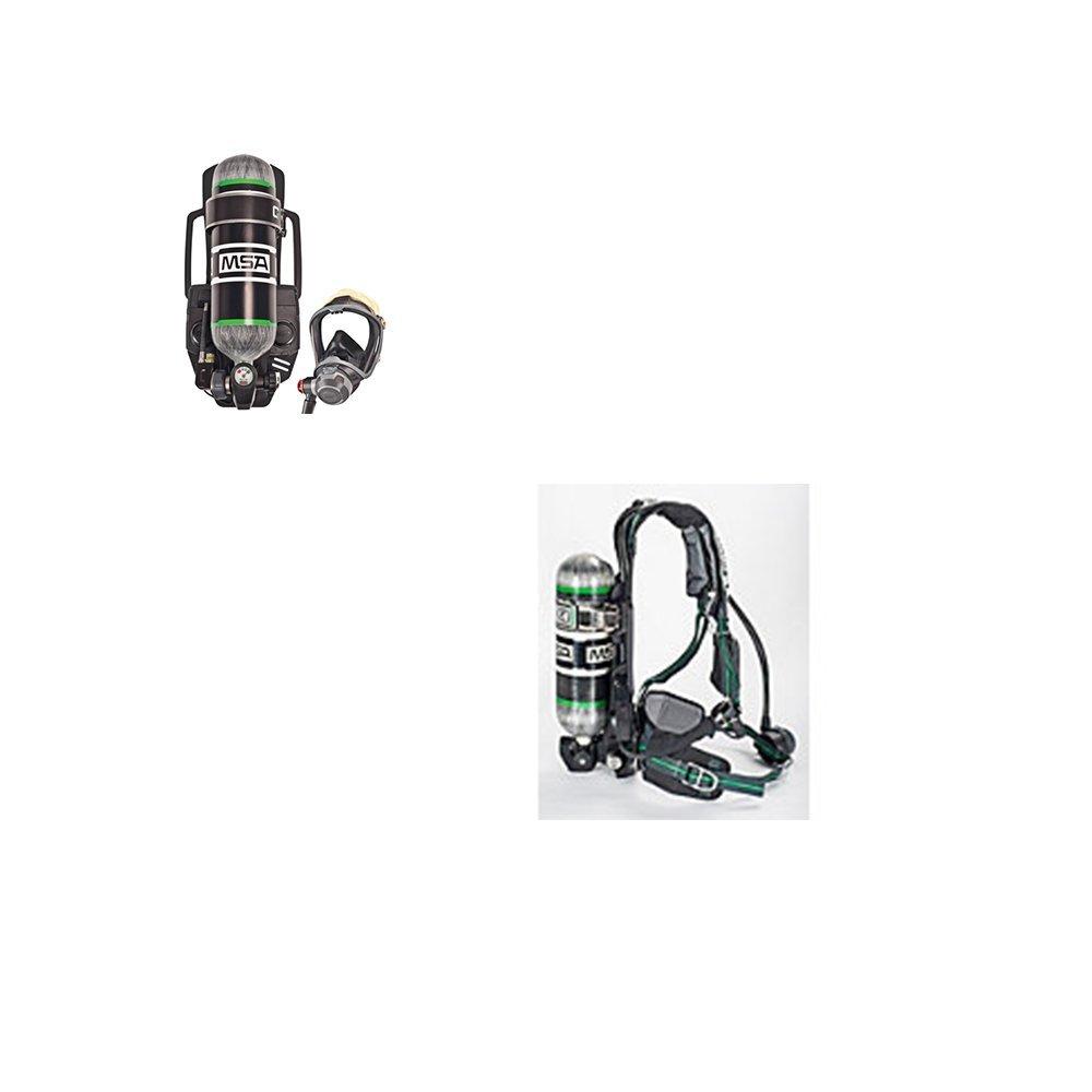 MSA 807436 Label, Portaire, Portable Air Supply