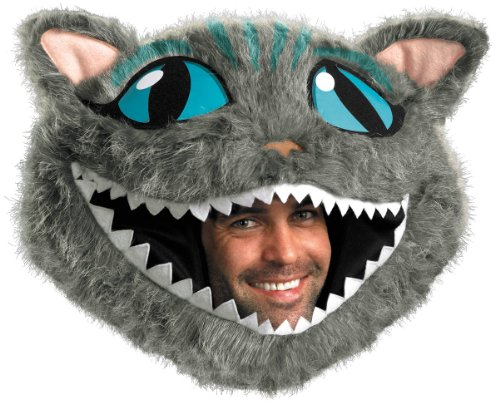Cheshire Cat Headpiece (Cheshire Cat Costume Alice In Wonderland)