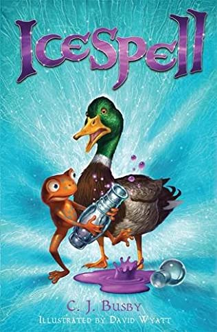 book cover of Icespell