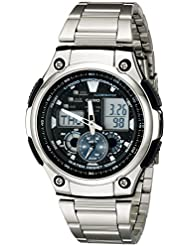Casio Mens AQ190WD-1A Multi-Task Gear Sports Watch
