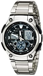 Casio Men's AQ190WD-1A Multi-Task Gear Sports Watch