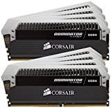 CORSAIR Dominator Platinum 64GB (8x8GB) DDR4 3800MHz C19 Desktop Memory