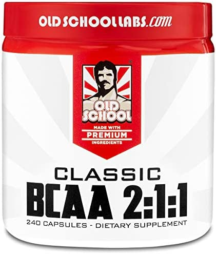 Old School Labs Classic BCAA product image