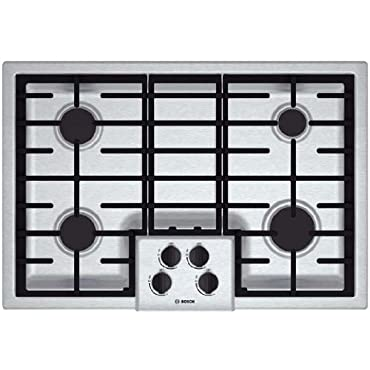 30' 500 Series Gas Cooktop Stainless Steel (NGM5055UC)