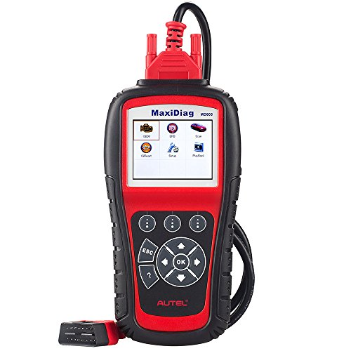 Autel MaxiDiag MD805(Autel MD802) All System + DS Model: Engine, Transmission, ABS, Airbag +EPB+Oil...