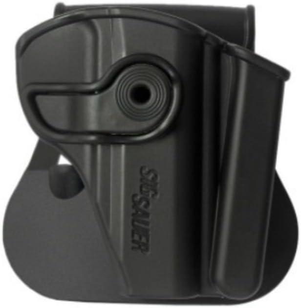 IMI Defense Tactical Holster de polímero de roto Integrated Mag Pouch Kel-Tec P- 3at Pistola