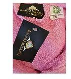 BAGNO MILANO Kids - Unisex Hooded Organic Bathrobe