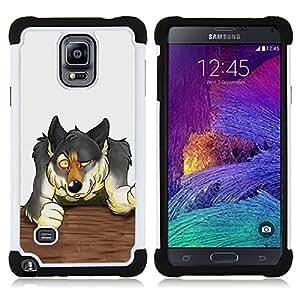 King Case - The Werewolf - Cubierta de la caja protectora completa h???¡¯???€????€?????brido Body Armor Protecci???¡¯&Atil