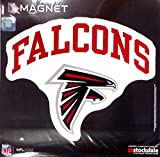Atlanta Falcons ARCH Style Logo 12'' Magnet Heavy Duty Auto Home NFL Football