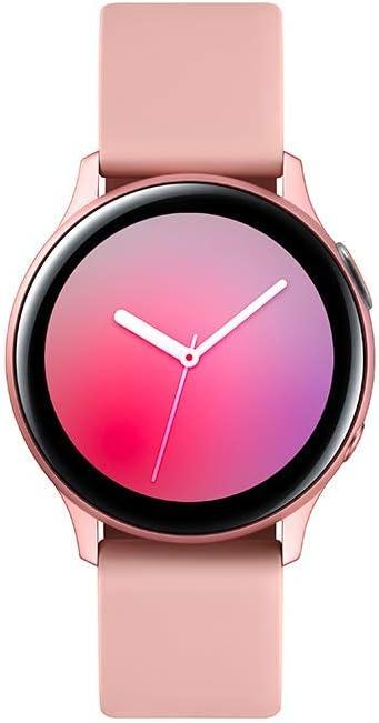 dans quelques jours beaucoup de choix de en arrivant Samsung - Montre Galaxy Watch Active 2 - Aluminium 40 mm - Rose velours -  Version Française