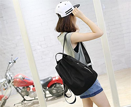 Female Sac Sac Sac De Sac Houyediyi black Touristique Double Fashion x5wA0qfHRI