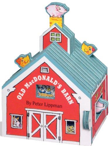 Mini Shelter: Old MacDonald's Barn (Mini House Book)