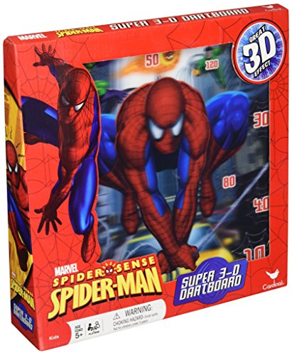 Spiderman Super 3D Dart Game