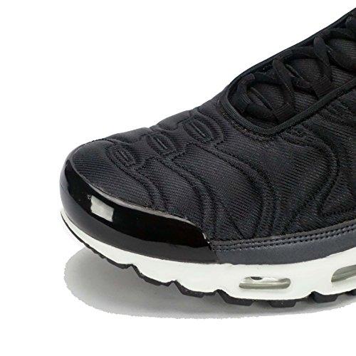 Nike Vrouwen Air Max Plus Se De Vrouwen Running Trainers 862.201 Schoenen Van Metallic Zwart 001