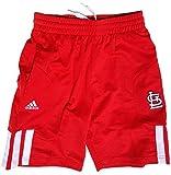 Adidas YOUTH St Louis Cardinals Home Run Pocket Shorts