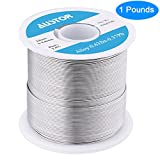 AUSTOR 454g (1lb) Activity Solder Wire, 0.8mm