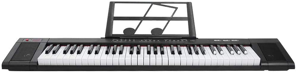 61 Teclado electrónico digital clave Piano Música Órgano ...