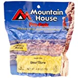 Mountain House Beef Stew, Pouch- Pack of 3