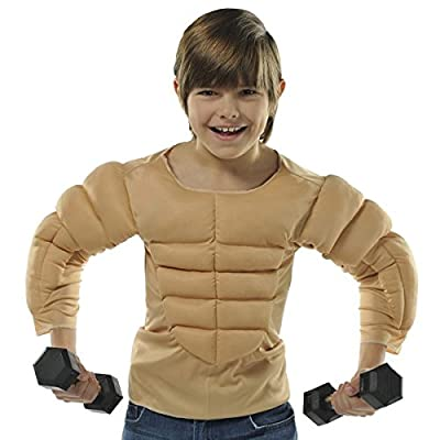 Muscle Shirt - Children Standard: Toys & Games