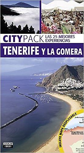 Amazon.com: CITYPACK. TENERIFE Y LA GOMERA (2015) (GUIA+ ...