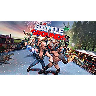 WWE 2K Battlegrounds Standard - Switch [Digital Code]