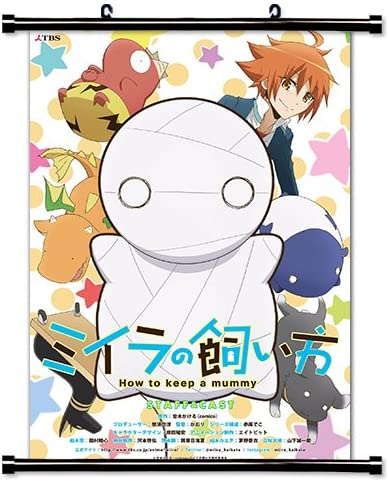 Amazon Com How To Keep A Mummy Miira No Kaikata Anime Fabric Wall Scroll Poster 16x23 Inches Posters Prints How to keep a mummy movie free online. how to keep a mummy miira no kaikata