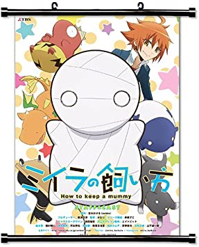 Amazon Com How To Keep A Mummy Miira No Kaikata Anime Fabric Wall Scroll Poster 16x23 Inches Posters Prints View, download, rate, and comment on this how to keep a mummy tv show poster. how to keep a mummy miira no kaikata
