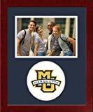 NCAA Marquette Golden Eagles University Spirit Photo Frame (Horizontal)