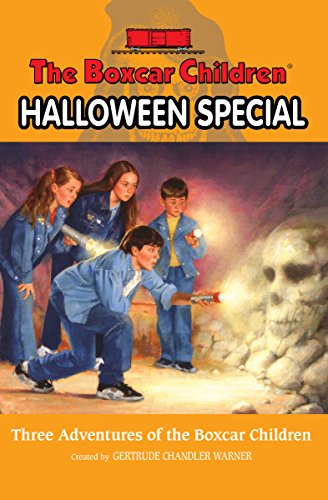 Halloween Special: Three Adventures of the Boxcar Children (The Boxcar Children Specials) (A&e Halloween Special)