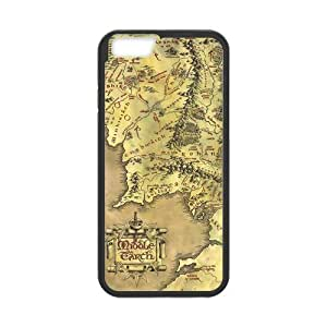 Tt-shop Custom The Lord of the Rings Middle-earth Map Print For iPhone6 4.7