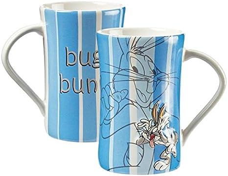 Looney Tunes Tasse Bugs Bunny weiß