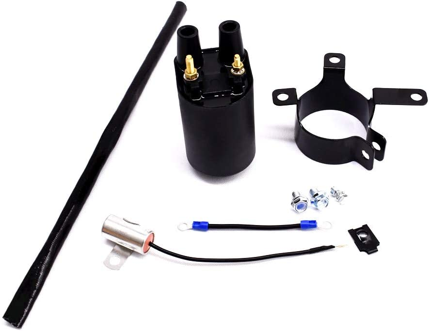 WFLNHB Ignition Coil Kit Fit for Onan 146-0643 166-0535 166-0543 166-0638 166-0643 Engine