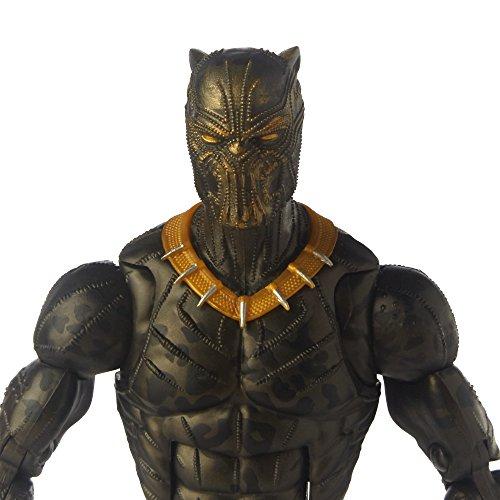 Marvel Figura de acción de Erik Killmonger de la Serie de Figuras coleccionables Legends, película Pantera Negra, de 15,2 cm