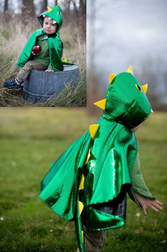 Great Pretenders Dragon Toddler Cape (Dragon Costumes For Baby)