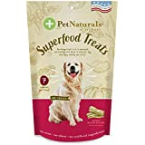 Pet Naturals Of Vermont – Superfood Treats For Dogs, Crispy Bacon Flavor, 100+ Bite-Sized Chews, Organic Ingredients