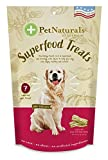 Pet Naturals Of Vermont - Superfood Treats For Dogs, Crispy Bacon Flavor, 100+ Bite-Sized Chews, Organic Ingredients