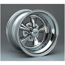 Cragar CRR-61715: Wheel, Super Sport, Steel, Chrome, 15 in. x 7 in., 5 x 4.5/4.75/5 in. Bolt Circle, 4.125 in. Backspace, Each