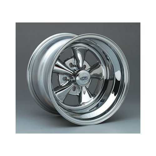 Cragar CRR-61015: Wheel, Super Sport, Steel, Chrome, 15 in. x 10 in., 5 x 4.5/4.75/5 in. Bolt Circle, 4.25 in. Backspace, Each