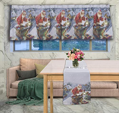 Lighting Modern Berries - Violet Linen SESNL GLOR Window-Treatment-valances, 60