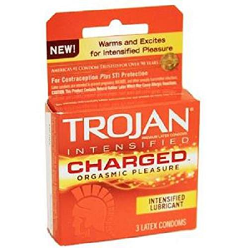 List of the Top 10 charged trojan condoms you can buy in 2020