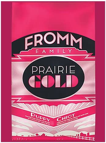 Fromm Family Foods 727075 26 Lb Prairie Gold Puppy Dry Dog Food 1 Pack , One Size