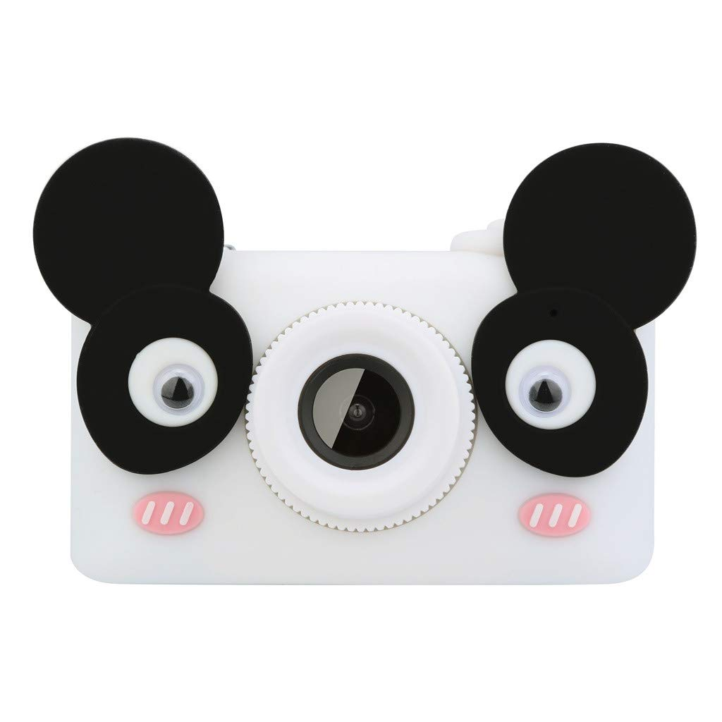 Karooch Miniature HD Digital Camera and Simulation Animal Shape Camera Protect Case Set, 2 inch HD TFT Color Screen, Anti-Fall Scratch-Proof by Karooch (Image #1)