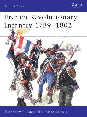 French Revolutionary Infantry 1789?1802 (Men-at-Arms Book 403)