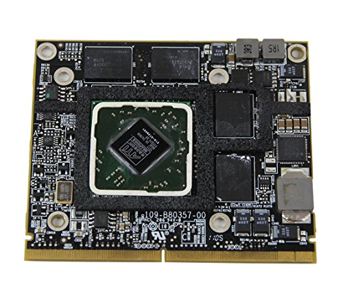 Genuine for Apple iMac Mid-2010 A1311 MC508LL/A MC508 21.5-Inch Desktop PC AMD ATI Mobility Radeon HD 4670 HD4670 DDR3 256MB Graphics Video Card VGA Board Replacement