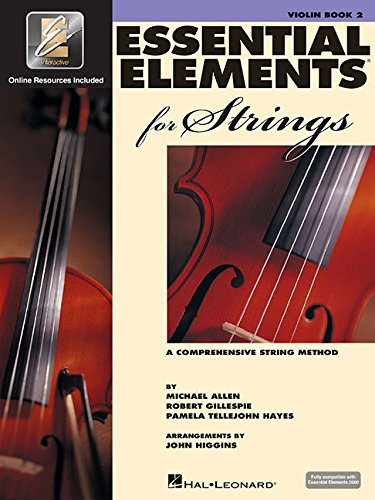 Essential Elements for Strings - Book 2 with EEi: - Eureka Mi