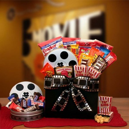 Movie Fest Gift Box with $10.00 RedBox Card