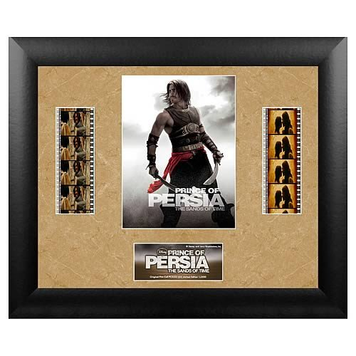 (Prince Of Persia Series 2 Double Film Cell)
