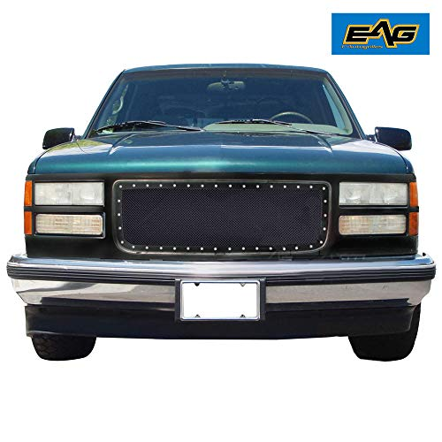 96 k1500 grill - 3